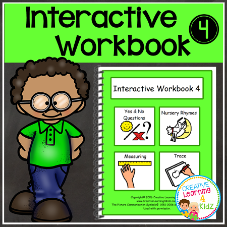 Interactive Workbook 4 Digital Download_p_147 on Trace The Shapes With Playdough