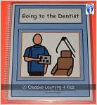 Social Story Going to the Dentist ~Digital Download~