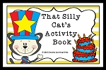 That Silly Cat's Activity Book ~Digital Download~