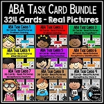 ABA Task Card Bundle ~Digital Download~