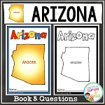 State Book Arizona ~Digital Download~