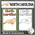 State Book North Carolina ~Digital Download~
