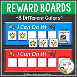 Token Reward Boards ~Digital Download~