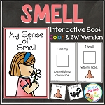 Sense of Smell Interactive Book ~Digital Download~