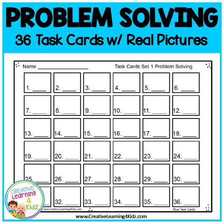 problem solving task