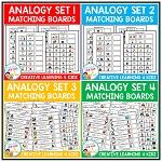 Analogies Bundle ~Digital Download~