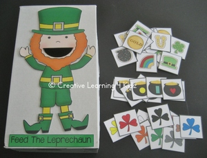 Feed the Leprechaun ~Digital Download~