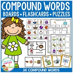 Compound Word Set~Digital Download~