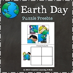 Earth Day Puzzle Freebie ~Digital Download~
