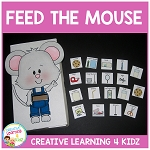 Feed the Mouse Cut-Out ~Digital Download~