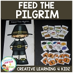 Feed the Pilgrim Following Directions Thanksgiving ~Digital Download~