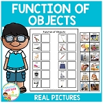 Function of Objects Board ~Digital Download~