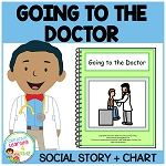 Social Story Going to the Doctor ~Digital Download~