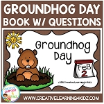 Groundhog Day Book ~Digital Download~
