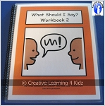 What Should I Say? Workbook 2 ~Digital Download~