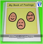 Emotions My Book of Feelings ~Digital Download~
