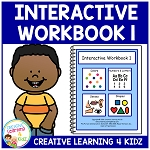 Interactive Workbook 1 ~Digital Download~
