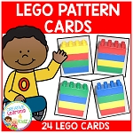 Lego Pattern Cards ~Digital Download~