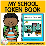 Social Story School Token Book  ~Digital Download~