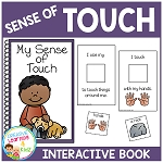 Sense of Touch Interactive Book ~Digital Download~