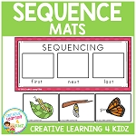 Sequencing Mats ~Digital Download~