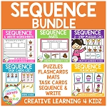 Sequencing Mega Bundle ~Digital Download~