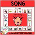 Song Communication Board ~Digital Download~