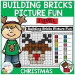 Building Bricks Picture Fun: Christmas ~Digital Download~