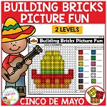 Building Bricks Picture Fun: Cinco De Mayo ~Digital Download~