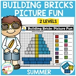Building Bricks Picture Fun: Summer ~Digital Download~