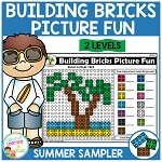 Building Bricks Picture Fun: Summer Sampler