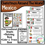 Christmas Around the World Books Set 2 Mexico ~Digital Download~