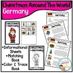 Christmas Around the World Books Set 2: Germany ~Digital Download~