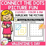 Connect the Dots Picture Fun - Valentine's Day ~Digital Download~