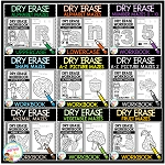 Dry Erase Maze Workbook Bundle 1 ~Digital Download~