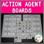 Action Agent Boards ~Digital Download~