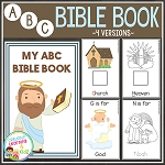 Bible ABC Books ~Digital Download~