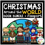 Christmas Around the World Book Bundle ~Digital Download~