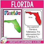 State Book Florida ~Digital Download~