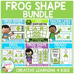 Frog Shape Bundle ~Digital Download~