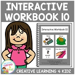 Interactive Workbook 10 ~Digital Download~