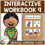 Interactive Workbook 9 ~Digital Download~