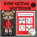 Interactive Workbook 2 ~Digital Download~