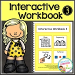 Interactive Workbook 3 ~Digital Download~