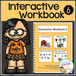 Interactive Workbook 6 ~Digital Download~