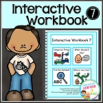 Interactive Workbook 7 ~Digital Download~