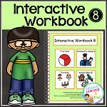Interactive Workbook 8 ~Digital Download~