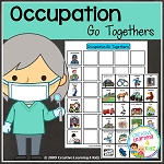 Occupation Go Together Board ~Digital Download~