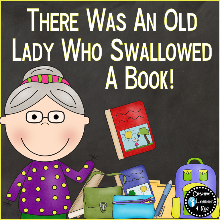 Old Lady Books
