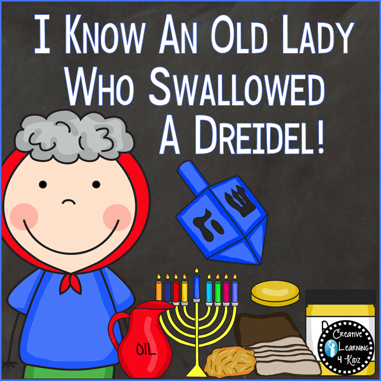 Old Lady Dreidel